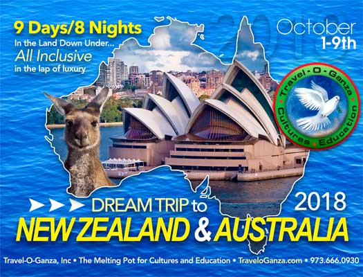 New Zealand & Australia 2018