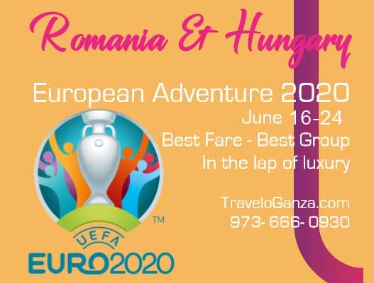 Hungary - Romania - Travel-O-Ganza