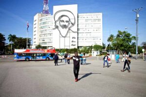 OBAMA AND THE POLITICS OF CUBA