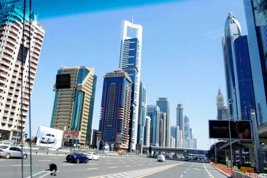 Dubai 2017 - Travel O Ganza