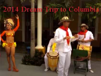 2014 Columbia - Travel-O-Ganza